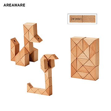 AW-ET6767N - Areaware Snake Block Puzzle